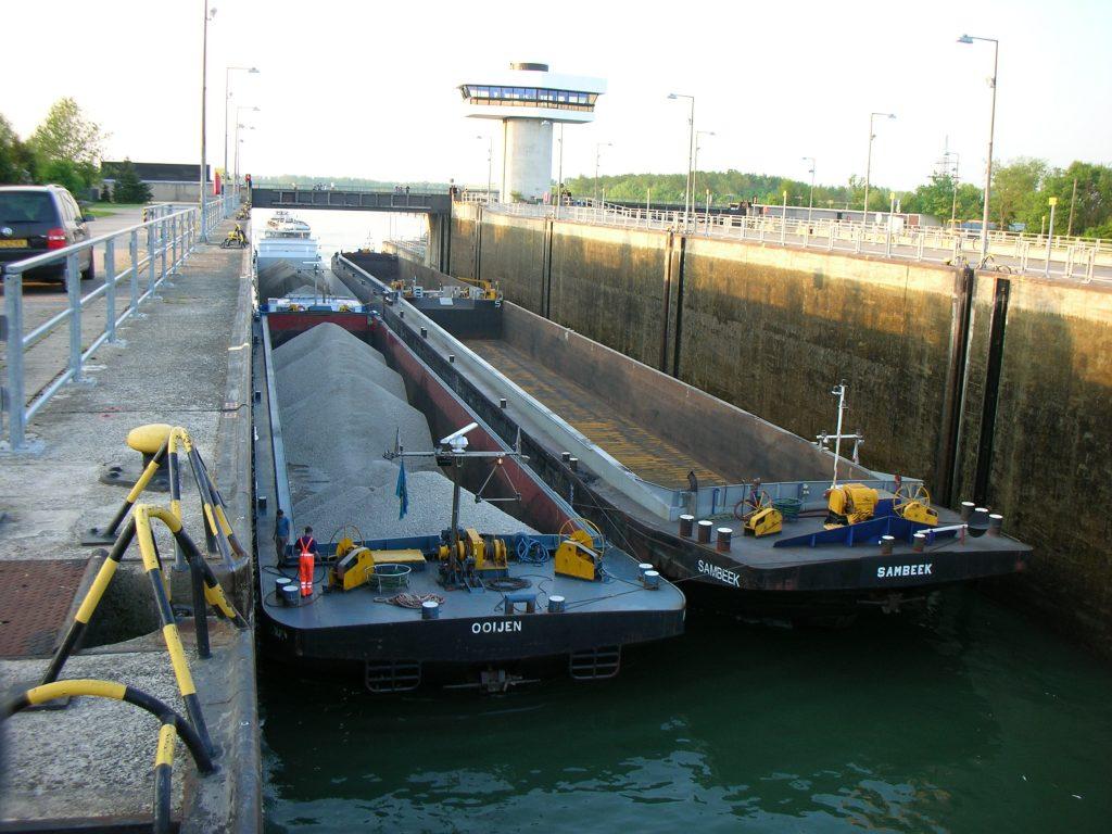 Aflosser Binnenvaart All-Shipping